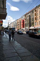 Eberswalder Strasse Wikipedia