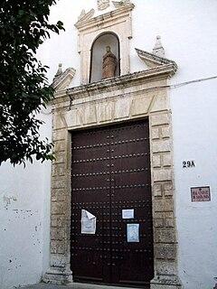 Real Monasterio de Santa Inés del Valle (Écija)