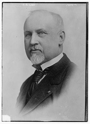 Edwin F. Ladd - Image: Edwin Fremont Ladd circa 1917