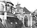 Eglise Saint-Thibault - Abside, côté sud - Joigny - Médiathèque de l'architecture et du patrimoine - APMH00031577.jpg