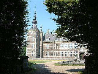 Eijsden - Eijsden's 17th-century castle at Laag-Caestert