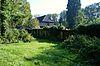 Den Eikenhorst: tuinmuur en koude bakken