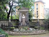 Grab Reuters in Eisenach (Quelle: Wikimedia)