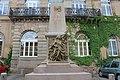 Ekckmann ^ Chatrian monument, Phalsbourg, Lorraine, France - panoramio.jpg