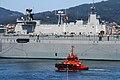 "El ""Juan Carlos I"" L-61 zarpa de Vigo (48180999142).jpg"
