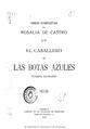 El caballero de las botas azules. Cuento extraño 1911.pdf