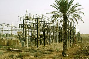 Energy in Iraq -  In Baghdad