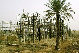 Energy in Iraq