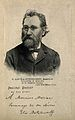 Elie Metchnikoff. Wood engraving. Wellcome V0003993.jpg