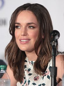 Elizabeth Henstridge - the beautiful, cute,  actress  with English roots in 2017