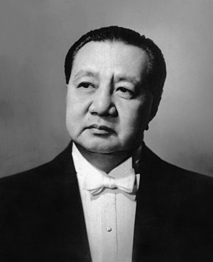 History of the Philippines (1946–65) -  Elpidio Quirino, president from 1948–53