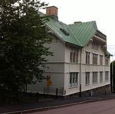 Fil:Emilie Landgrens gåva, Sjömansgatan 7.JPG