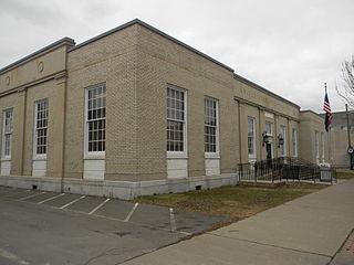 United States Post Office (Endicott, New York) United States historic place