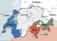 Англоязычная версия Лингвистической карты Швейцарии.png