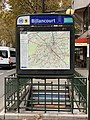 Entrée Station Métro Billancourt Boulogne Billancourt 2.jpg