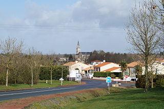 Fougeré, Vendée Commune in Pays de la Loire, France