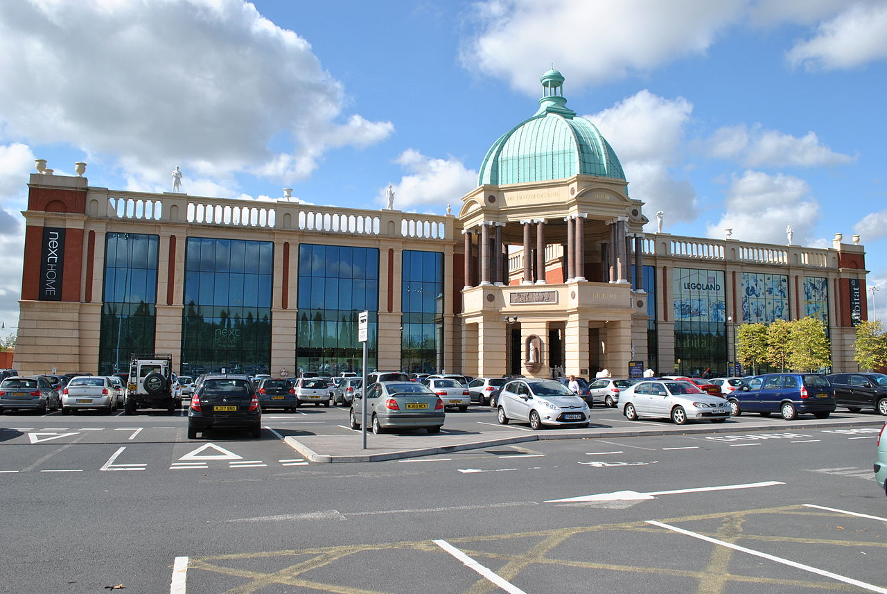 Norwich Station Car Park