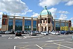 Entrance to Barton Square, Trafford Centre.JPG