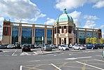 Entrance to Barton Square, Trafford Centre