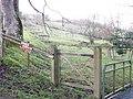 Entrance to Lower Pentwyn - geograph.org.uk - 669452.jpg