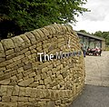 Entrance to The Moorland Centre Edale - geograph.org.uk - 941855.jpg