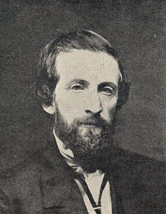 Erastus Flavel Beadle - Erastus Flavel Beadle (1821-1894)