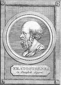 IYA 2009 Featured Scientist of the Day - Eratosthenes of Cyrene