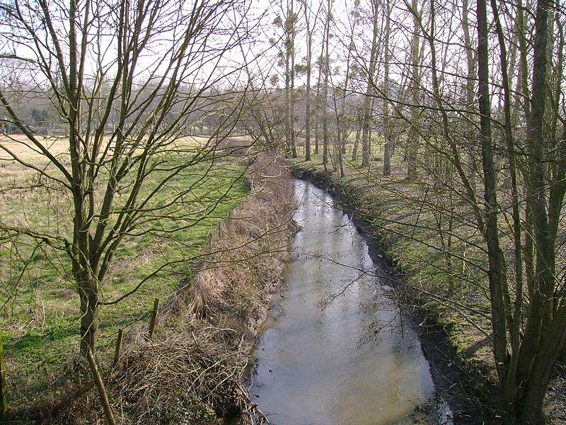 La vallé de l'Erdre, Candé, 49, France