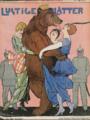 Ernst Heilemann - Die Bärlinerin - Lustige Blätter Nr 24-1914.png