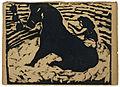 Ernst Ludwig Kirchner Zirkusreiterin Artistin auf schwarzem Pony.jpg