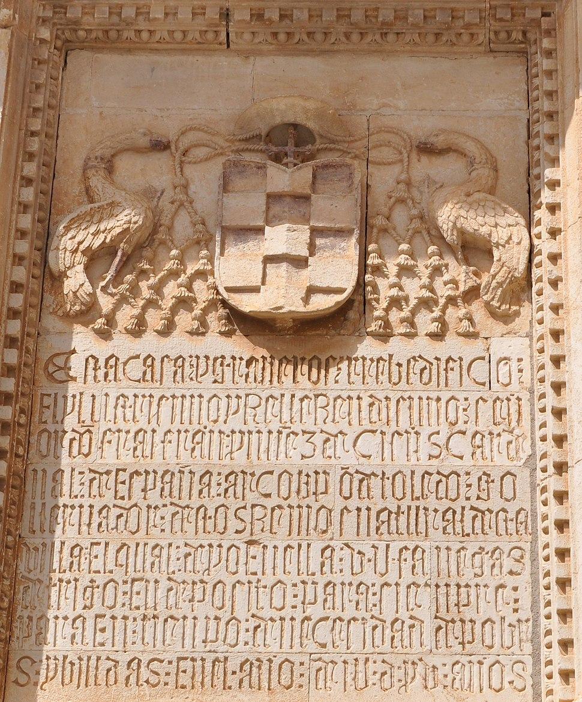 Escudo Cisneros - Ayuntamiento de Torrelaguna