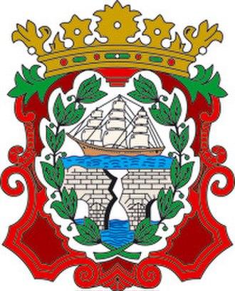 CD Moaña - Image: Escudo Moaña