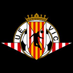 UE Vic - Image: Escudo UE Vic