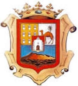 Tinajo (municipality) - Image: Escudo de Tinajo