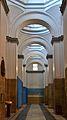 Església de Santa Maria la Major d'Oliva, nau lateral.JPG