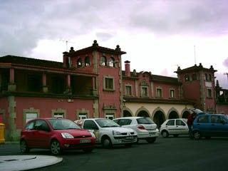 Estacion de trenes de Villagarcía de Arosa