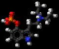 Ethocybin zwitterion 3D ball.png