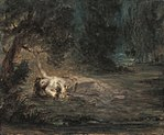 Eugène Delacroix - The Death of Ophelia - WGA6197.jpg