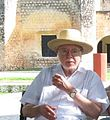 Eugene F. Rice, Jr. in Mexico, 2006.JPG