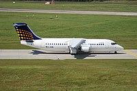 D-AEWN - A320 - Eurowings