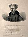 Eusebio Giorgi. Lithograph by G. Palazzi. Wellcome V0002257.jpg