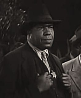 Everett Brown actor