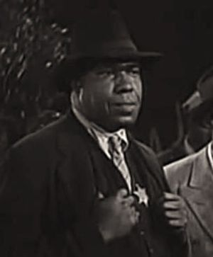 Everett Brown - Brown in The Duke Is Tops (1938)