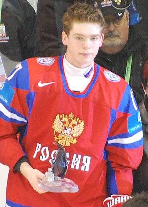 Evgeny Kuznetsov - Image: Evgeny Kuznetsov