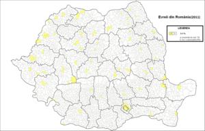 Istoria evreilor din România - Wikipedia