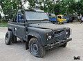 Ex Bangladesh Army Land Rover Defender. (26650685583).jpg