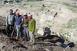 Excavations on Tell Husn.jpg