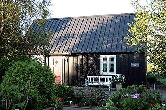 Akureyri Botanical Garden - North Side of the Eyrarlandsstofa