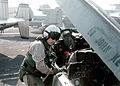 F-14 Pilot Climbing into Cockpit.JPEG