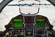 F-15e cockpit